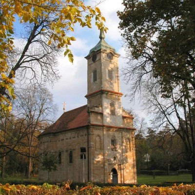 Church of Apostle Saints Peter and Paul – Topčider Church